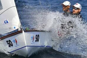 Pirat EURO – Daniel + Patrik knapp am Podest vorbei